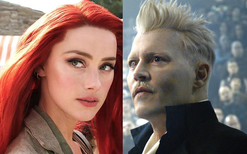 Amber Heard thú nhận đập cửa vào đầu và đấm vào hàm Johnny Depp