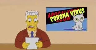 Image result for simpson corona