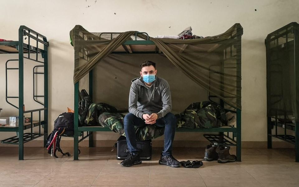 'Anh Tây' tâm sự: Trải nghiệm khó quên trong khu cách ly của chính phủ Việt Nam