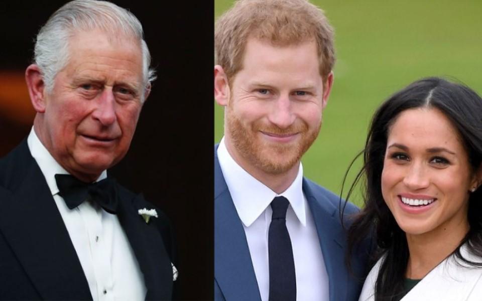 Meghan ngăn Harry về thăm cha là Thái tử Charles đang nhiễm Covid-19