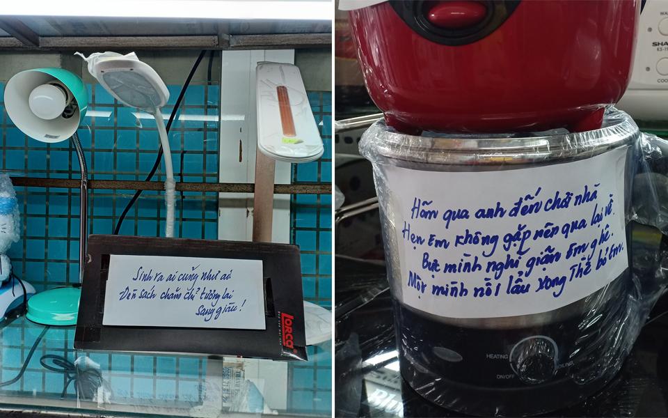 Cháo hành miễn phí (Kỳ 41): Ông chủ tiệm đồ gia dụng đề thơ 'tình bể bình' để giới thiệu sản phẩm