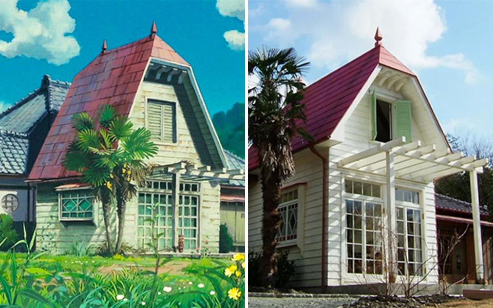 Ngắm ngôi nhà có kiến trúc và nội thất như bước ra từ phim 'Totoro', fan Ghibli chỉ ước được ở một lần