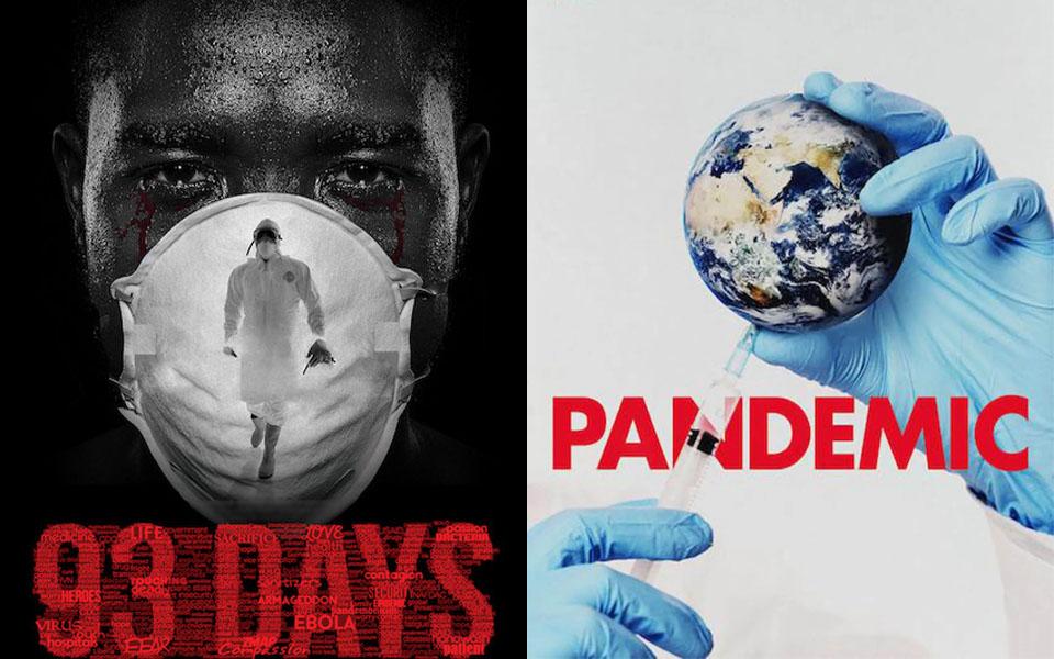 5 bộ phim dựa trên những dịch bệnh có thật gây ám ảnh trong lịch sử nhân loại