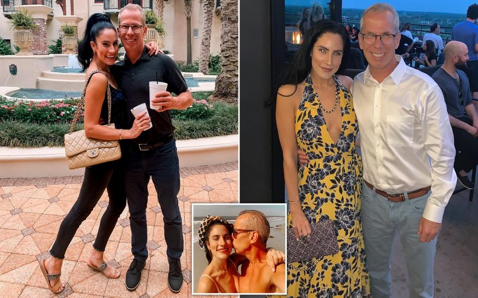 Cặp đôi cách nhau 27 tuổi, quen trên Instagram, cùng nhau nổi tiếng trên TikTok