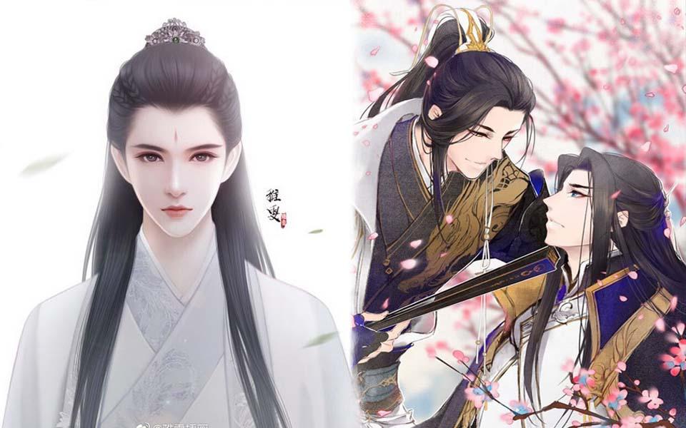 Hàn Tử Cao - Mỹ nam tuyệt sắc khuynh thành và mối tình chấn động thiên hạ với hoàng đế Trung Hoa