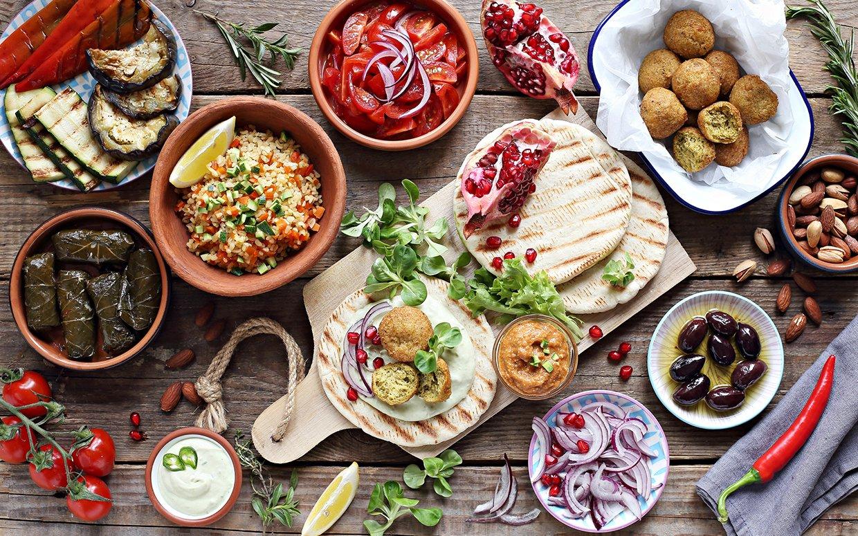 Chế độ ăn Địa Trung Hải giúp những người lớn tuổi sống khỏe hơn