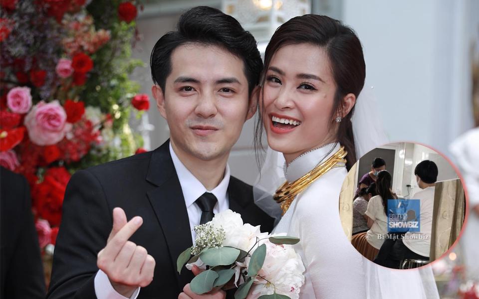 Sau nửa năm kết hôn, Đông Nhi mang thai con đầu lòng với Ông Cao Thắng?