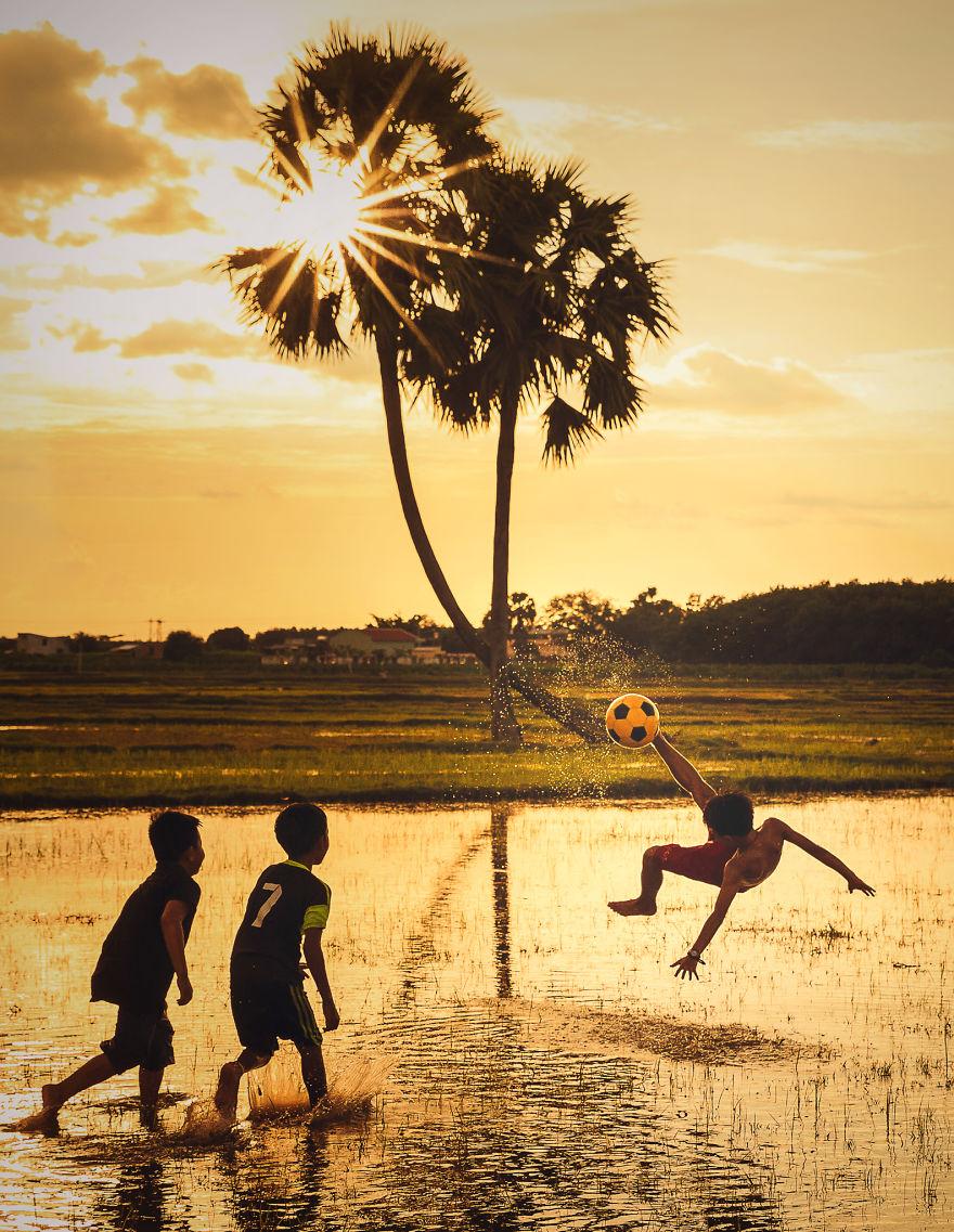 Việt Nam chiến thắng cuộc thi ảnh 'Fun 2020' chủ đề 'Bạn định nghĩa thế nào là niềm vui?'