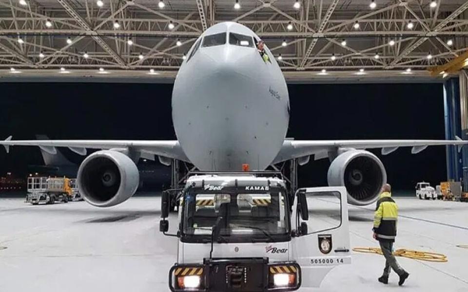 Đức gửi máy bay y tế đến Ý để giúp đỡ các bệnh nhân nhiễm COVID-19