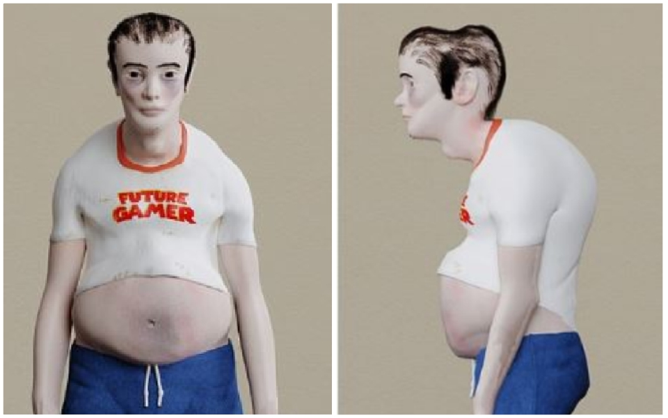 Khoa học mô phỏng hình ảnh 20 năm sau của dân nghiện game