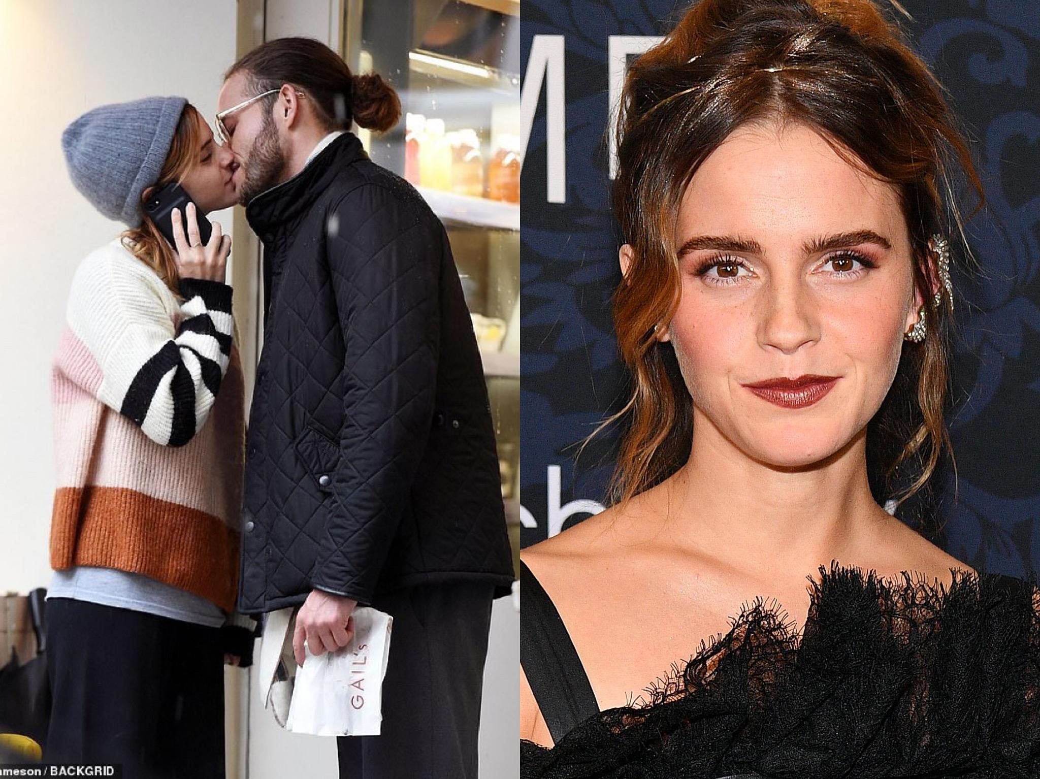 Emma Watson hạnh phúc bên tình mới?