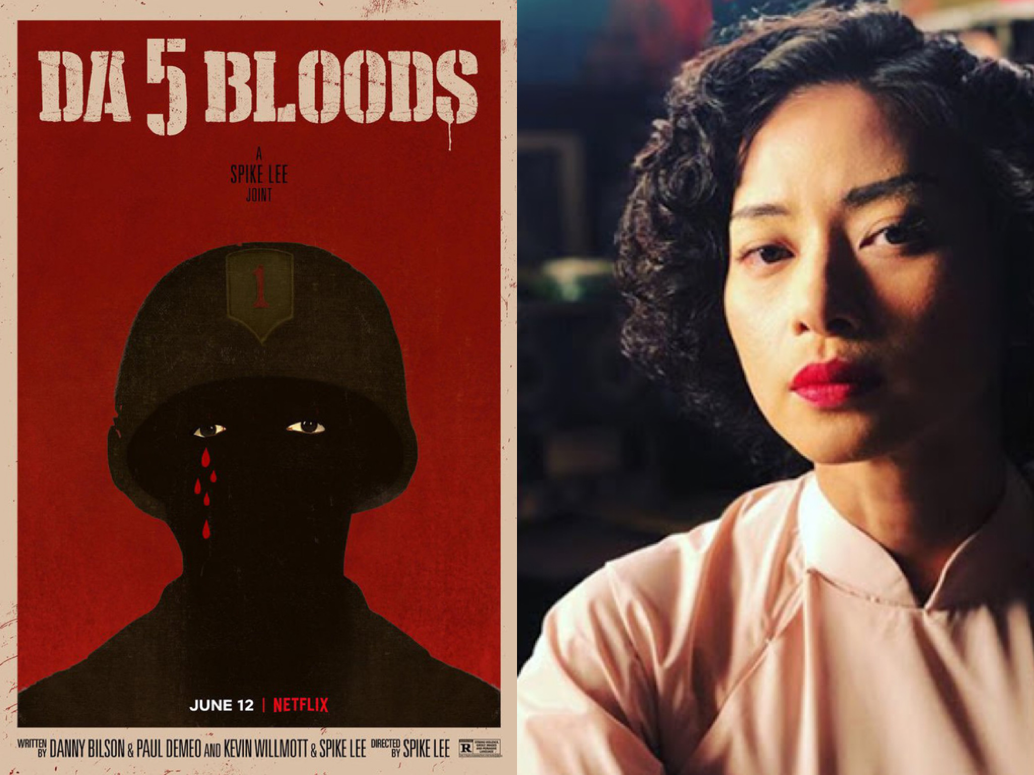 Netflix phát hành phim chiến tranh Việt Nam có sự tham gia của 'Black Panther' Chadwick Boseman, Ngô Thanh Vân và Johnny Trí Nguyễn