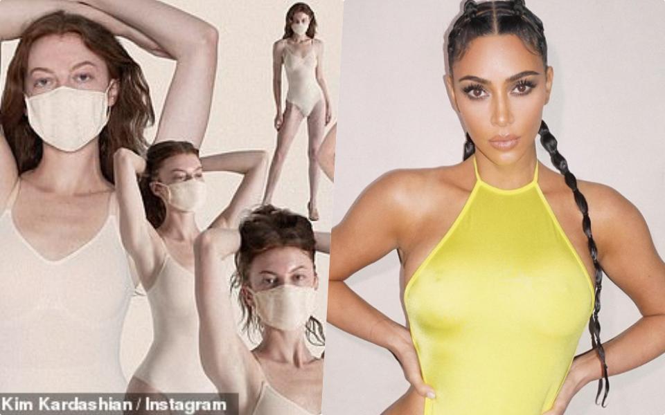 Kim Kardashian mở bán khẩu trang chống Covid-19: Giá chát nhưng cháy hàng chỉ sau vài giờ