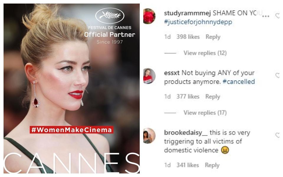L'Oréal đứng trước làn sóng tẩy chay vì mời Amber Heard làm đại sứ cho chiến dịch truyền thông vì nữ giới