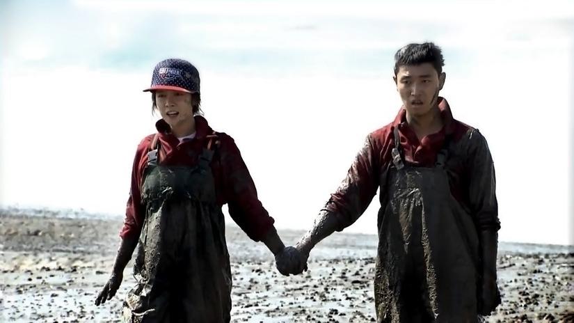 Song Ji Hyo & Kang Gary (Monday Couple)