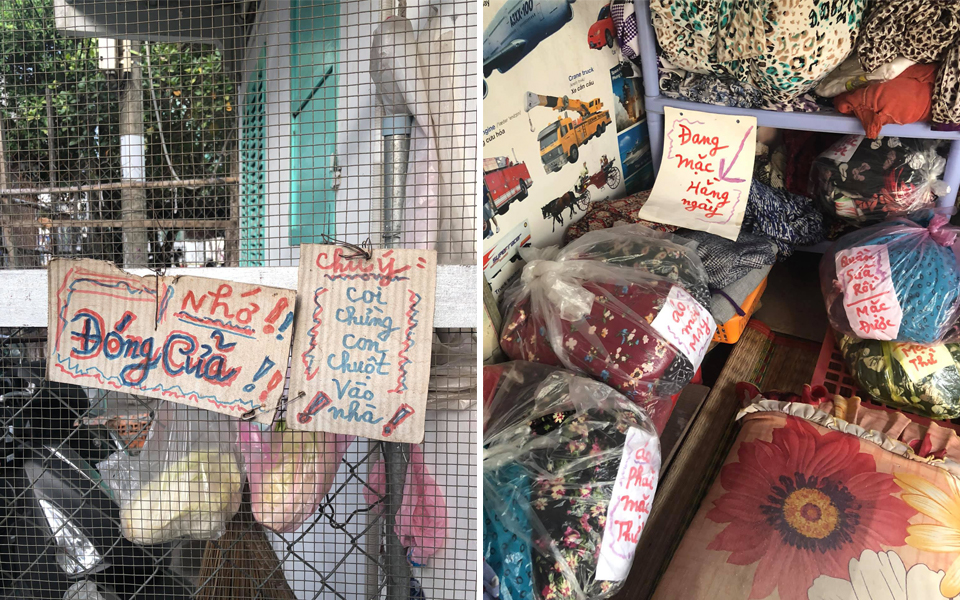 Căn nhà nhỏ dán đầy ghi chú của cụ ông Bạc Liêu cho người vợ đãng trí: Tình yêu đôi khi khiến ta muốn khóc
