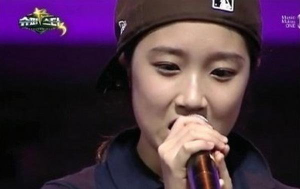 Euna Kim trong Superstar K3