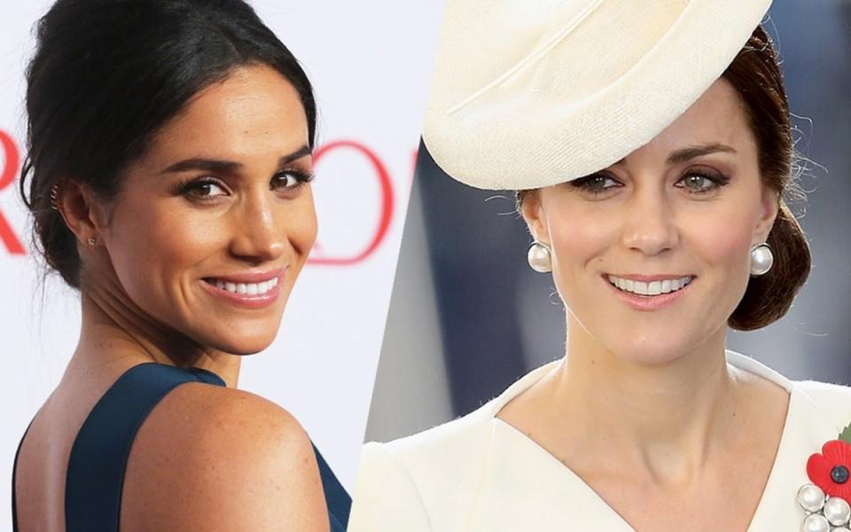 Hoàng gia thiên vị Kate, bỏ rơi Meghan như 'cú tát vào mặt Harry'