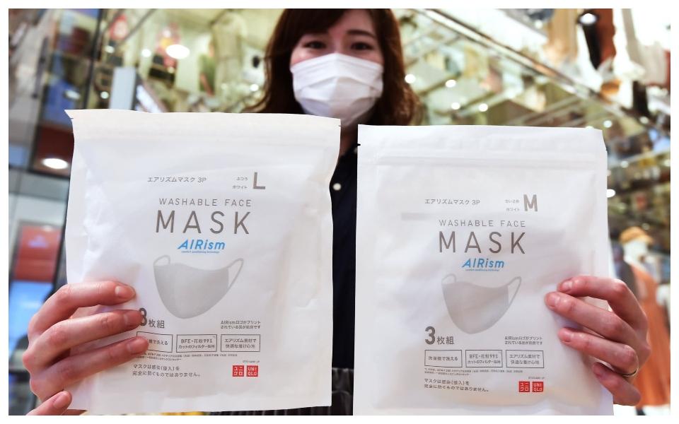 Khẩu trang chống virus Airism của Uniqlo bán đắt như tôm tươi nhưng chất lượng thì ba chấm