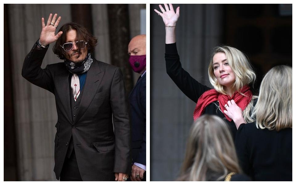Johnny Depp - Amber Heard tại tòa: Nam diễn viên lần đầu tiết lộ nhiều bí mật chấn động về đời tư của mình