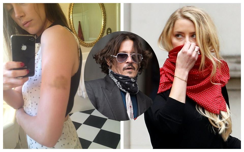Johnny Depp tiết lộ sự thật về đoạn ghi âm 'gào rú, đánh Amber Heard trên máy bay vì ghen'