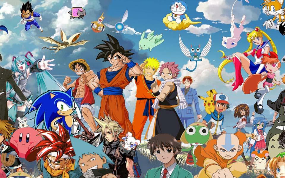 Những điều thú vị có thể bạn chưa biết về thế giới Anime