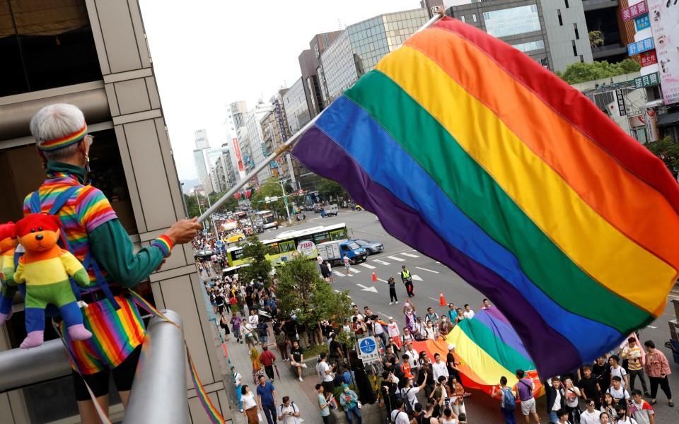 Đài Loan là quốc gia duy nhất tổ chức diễu hành 'Gay Pride' giữa mùa dịch Covid-19