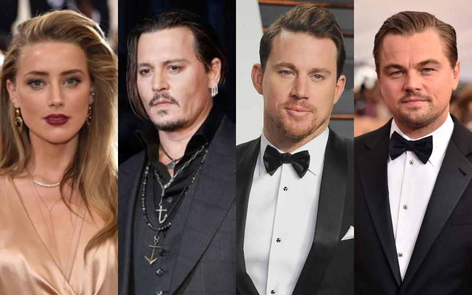 Johnny Depp cáo buộc Amber Heard 'lên giường' với Leonardo DiCaprio và ít nhất 8 nhân tình có cả nữ diễn viên