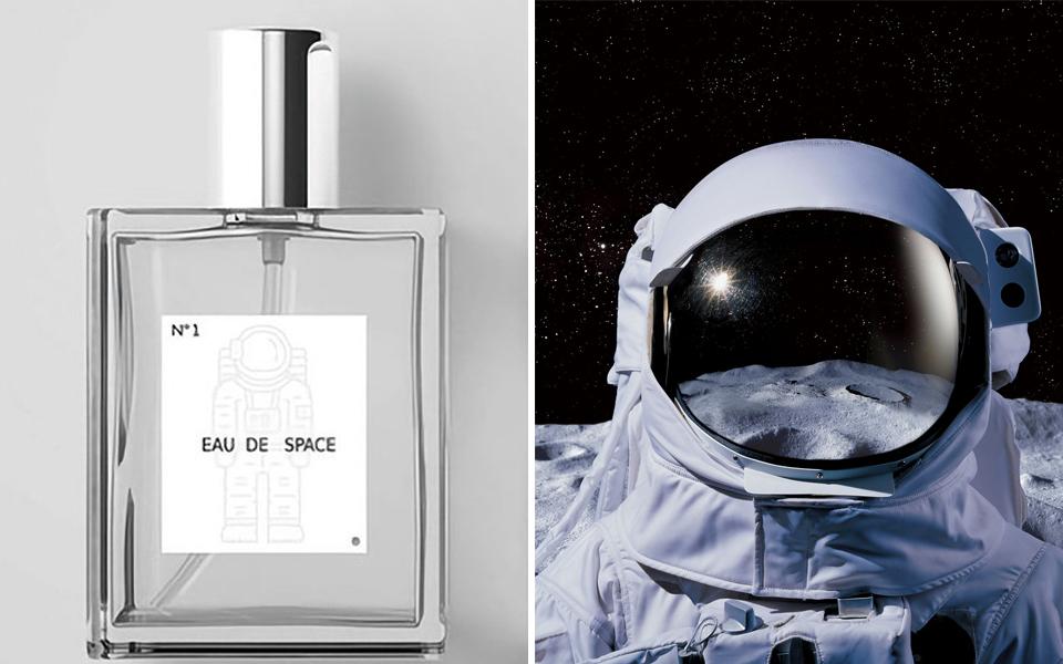 Toả hương 'vũ trụ' nhờ nước hoa lấy cảm hứng từ Trạm vũ trụ của NASA