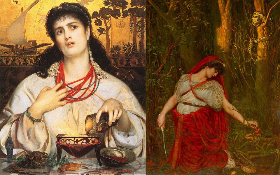 x Chuyện tình đẫm máu của nàng Medea, vì mê trai mà 'hắc hóa' thành ác nữ