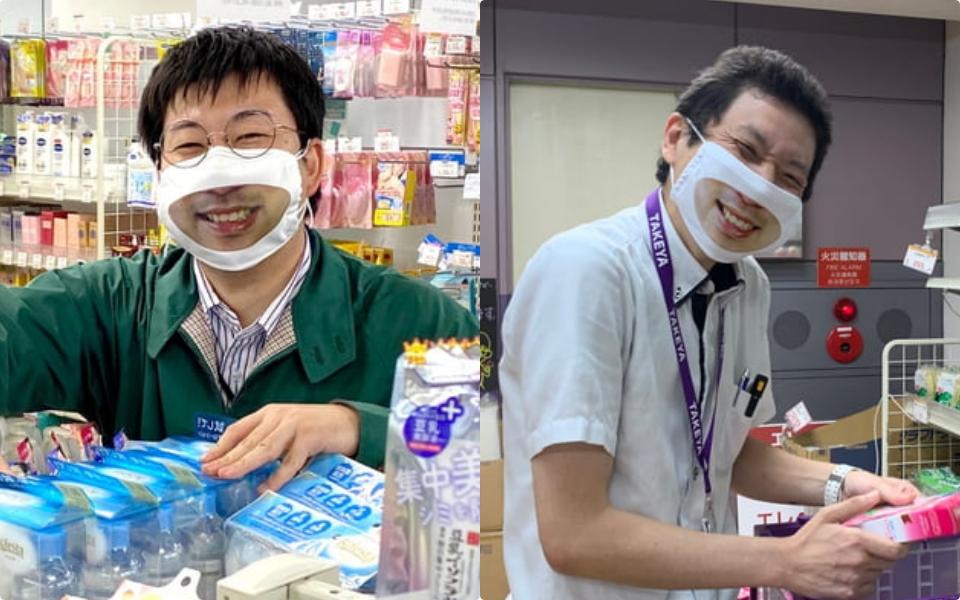 Ý tưởng chống dịch kì lạ, có phần creepy của chuỗi cửa hàng Takeya, Nhật Bản