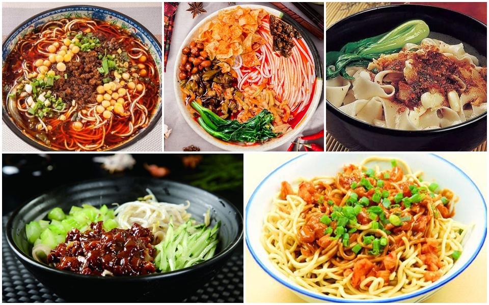Những món mì 'độc dị' chỉ có ở Trung Quốc: Bạn có đủ can đảm thử hết?