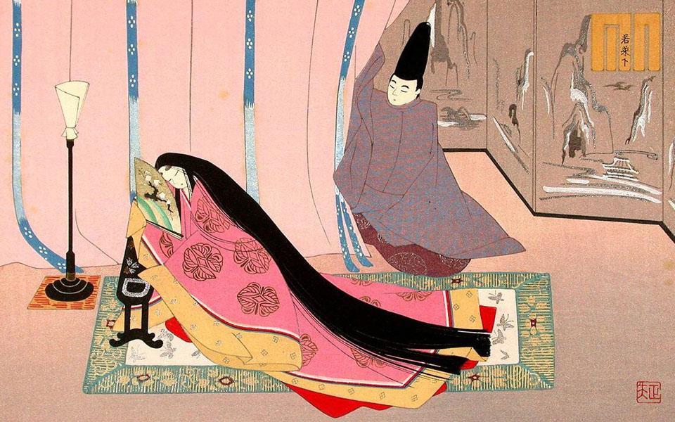 x: Yobai - Phong tục cổ hủ quái lạ khi khuyến khích nam nhân mò vào giường của con gái lúc nửa đêm