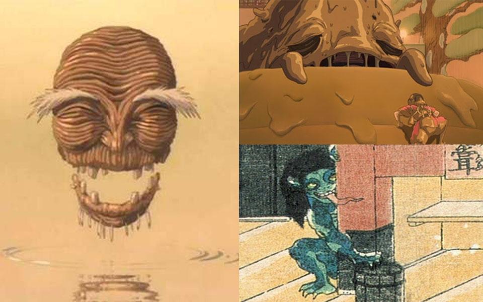 x: Truyền thuyết về Kawaya no Kami - vị thần nhà xí sinh ra từ đống phân