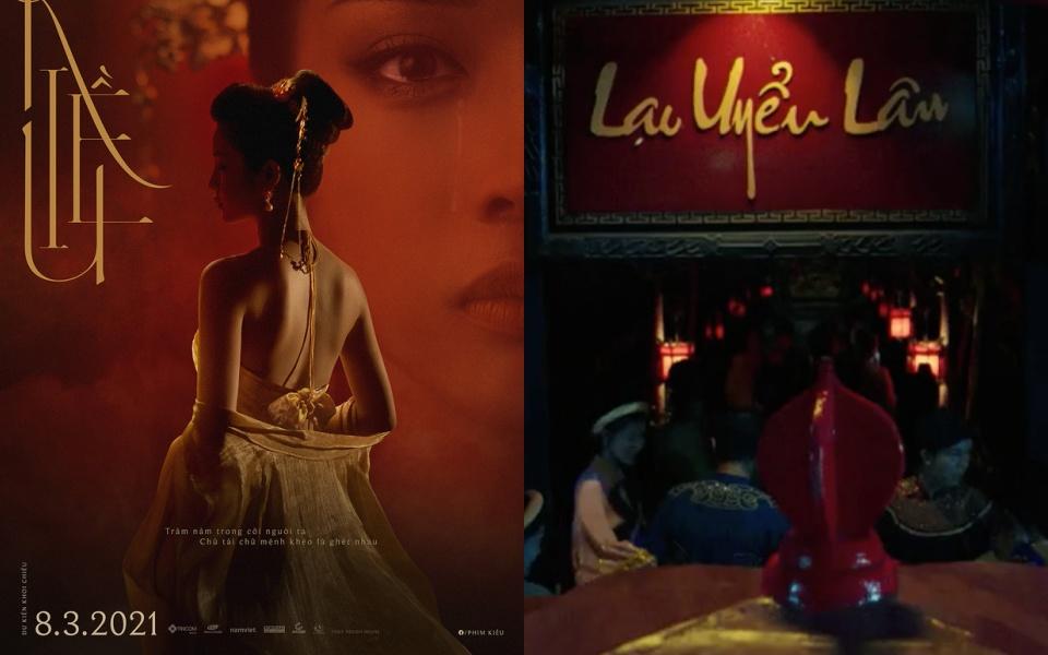 Trailer phim 'Kiều' nhận nhiều ý kiến trái chiều về trang phục, chữ viết