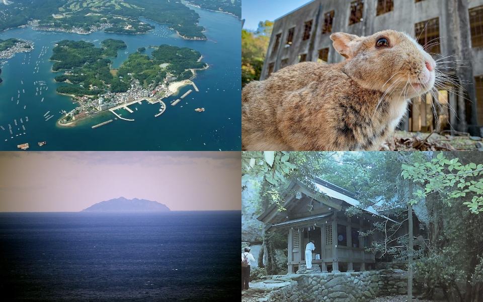x 4 hòn đảo cấm có lịch sử lạ kỳ và từng xảy ra những chuyện bí hiểm ở Nhật Bản