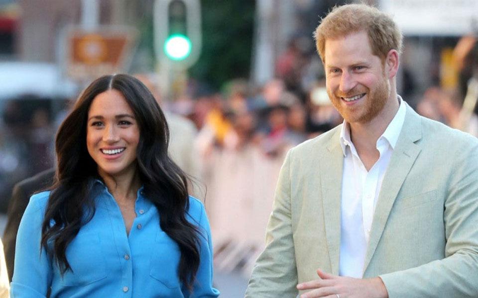 Hoàng tử Harry và Meghan Markle ký thỏa thuận triệu đô với Netflix