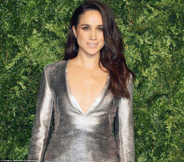 sophisticated successful and a fashion icon meghan seems to have it all