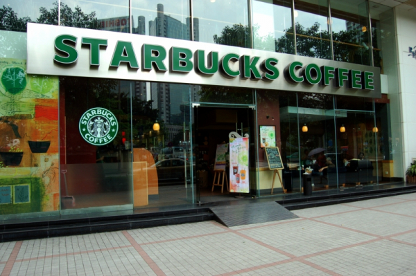 starbucks in guangzhou china