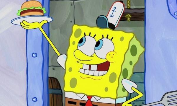 spongebob krabby patty2