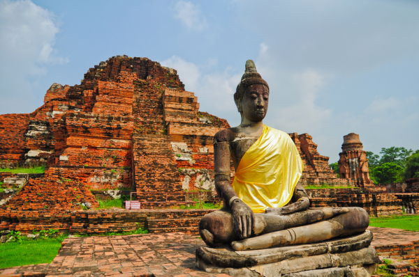 ayutthaya historical park 3