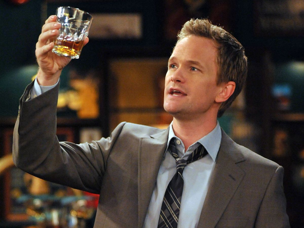 how i met your mother barney stinson lost bird 1