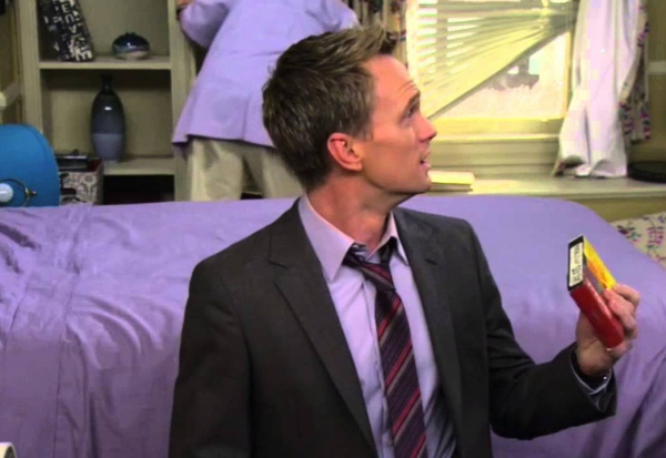 how i met your mother barney stinson lost bird 10