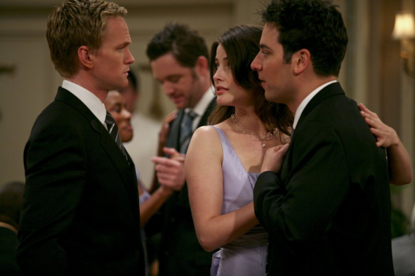 how i met your mother barney stinson lost bird 4