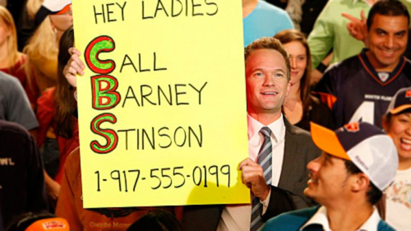 our mother barney stinson lost bird 5