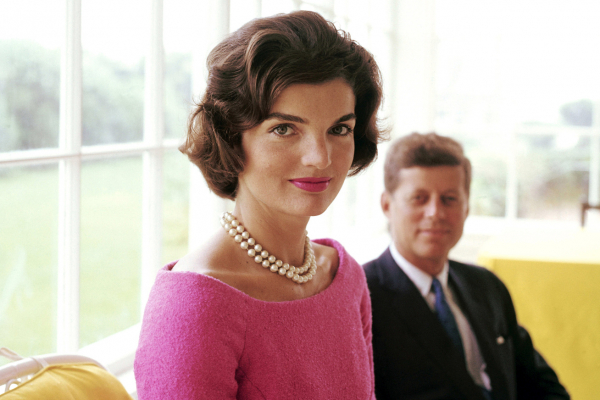 jacqueline kennedy note on assassination 10