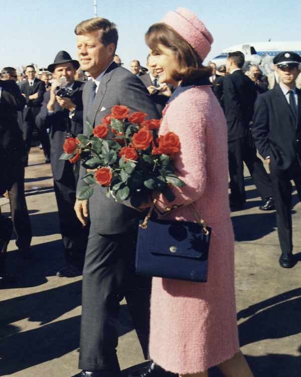 jacqueline kennedy note on assassination 9