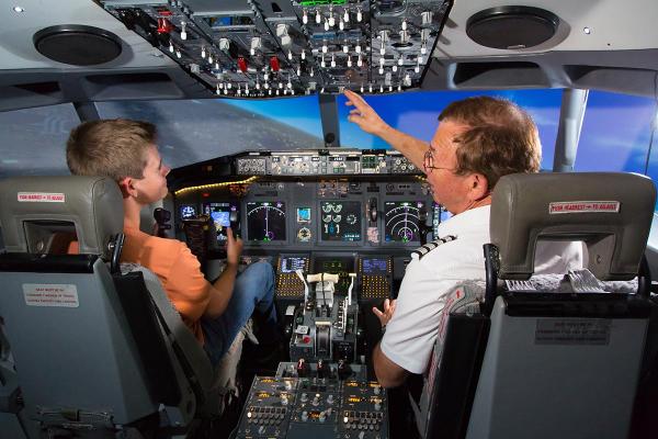 60min flight experience 1