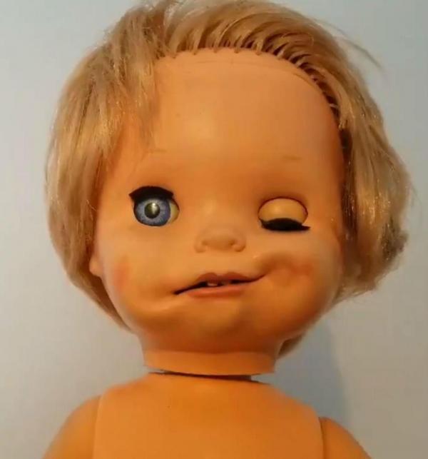 saucy doll 1