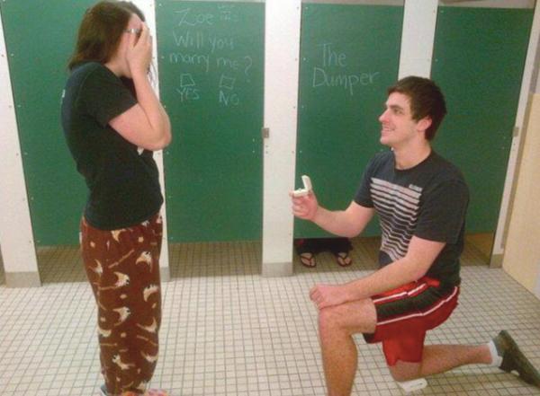 peores propuestas matrimonio 16